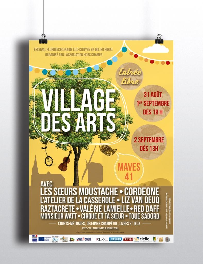 Village des Arts